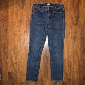 EUC J. Crew Skinny Jeans